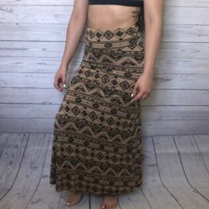 Skirts - #Iris #Small #Tribal #Longskirt #Vintage
